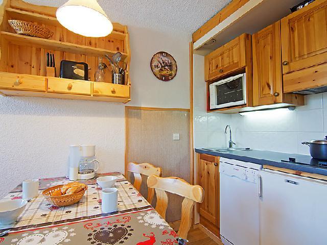 Location au ski Appartement 2 pièces 4 personnes (20) - Arcelle - Val Thorens - Appartement