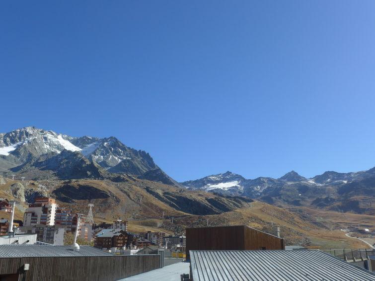 Location au ski Appartement 2 pièces 5 personnes (10) - Arcelle - Val Thorens - Appartement