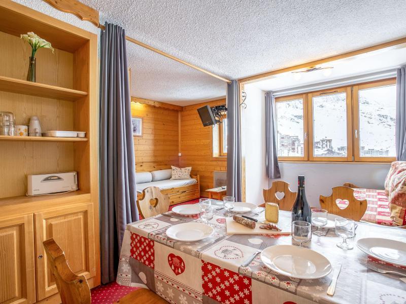 Location au ski Appartement 2 pièces 6 personnes (12) - Arcelle - Val Thorens - Appartement
