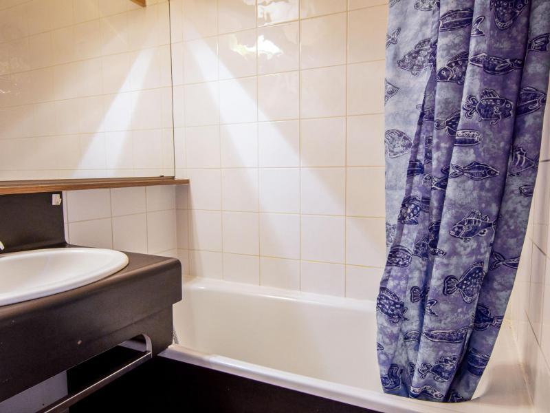 Location au ski Appartement 2 pièces cabine 4 personnes (1) - Arcelle - Val Thorens - Salle de bains