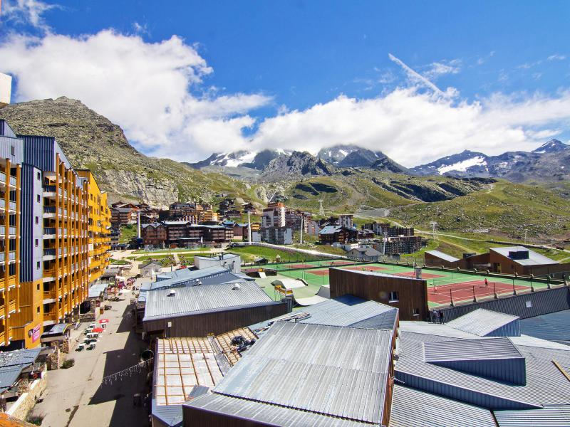 Location au ski Appartement 2 pièces cabine 4 personnes (11) - Arcelle - Val Thorens - Appartement
