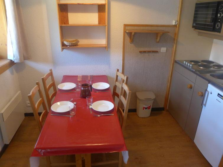 Location au ski Appartement 2 pièces cabine 4 personnes (17) - Arcelle - Val Thorens - Appartement