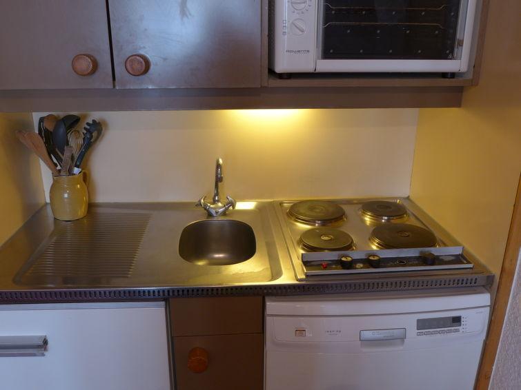 Location au ski Studio cabine 4 personnes (4) - Arcelle - Val Thorens - Appartement