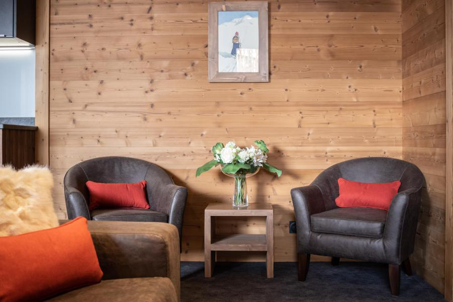 Wynajem na narty Apartament 3 pokojowy 4 osób - Chalet Altitude - Val Thorens - Fotelem