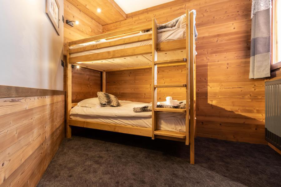 Alquiler al esquí Apartamento dúplex 7 piezas 12 personas - Chalet Altitude - Val Thorens - Camas superpuestas