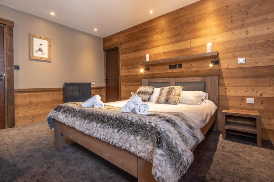Alquiler al esquí Apartamento dúplex 7 piezas 12 personas - Chalet Altitude - Val Thorens - Habitación