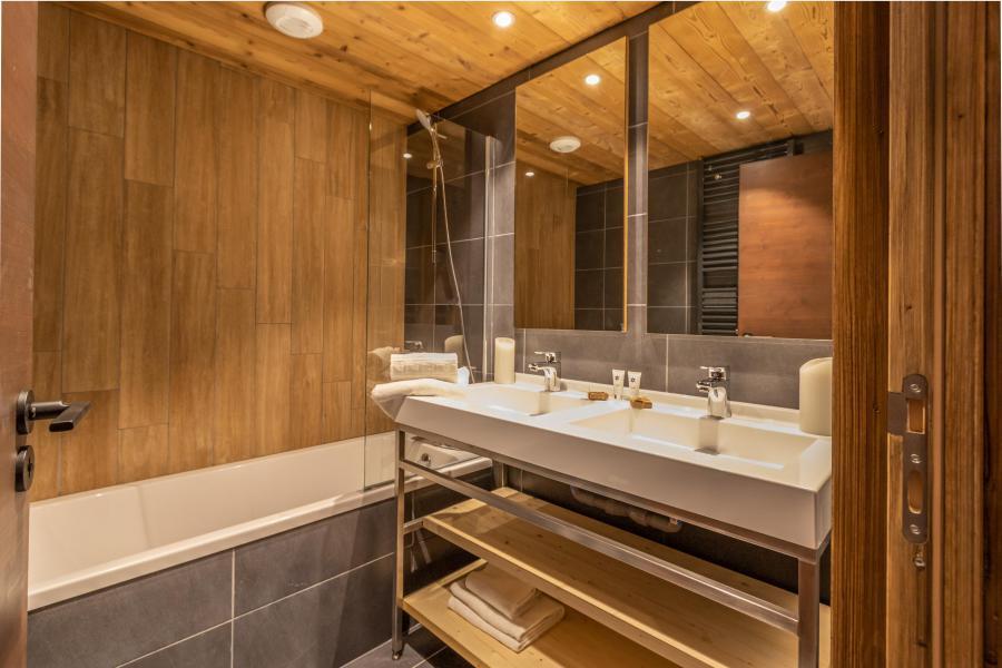 Skiverleih Chalet Altitude - Val Thorens - Badezimmer