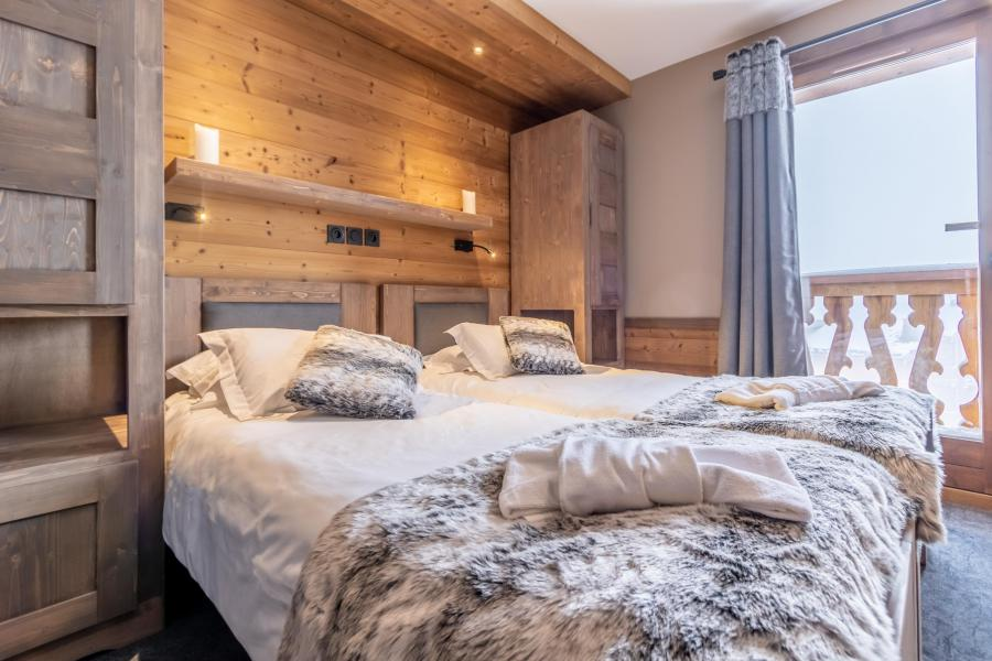Skiverleih Chalet Altitude - Val Thorens - Schlafzimmer