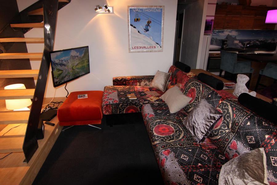 Location au ski Appartement 4 pièces mezzanine 8 personnes (5) - Chalet Emeraude - Val Thorens