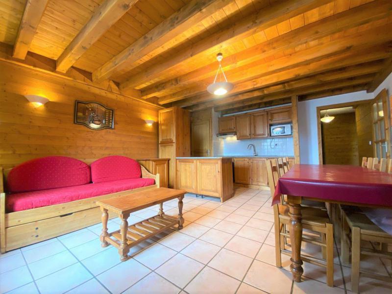 Wynajem na narty Apartament 3 pokojowy 8 osób (01) - Chalet les Trolles - Val Thorens