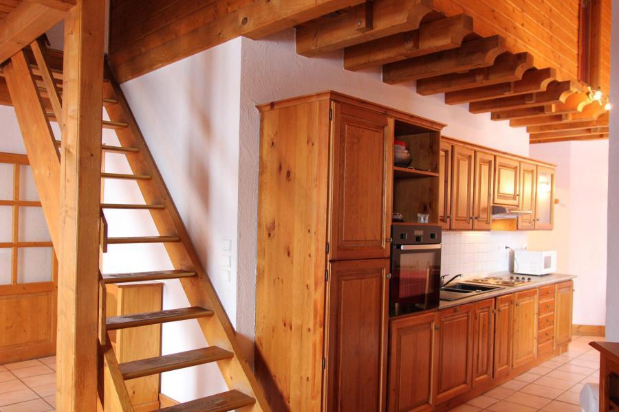 Wynajem na narty Apartament 6 pokojowy 12 osób (03) - Chalet les Trolles - Val Thorens
