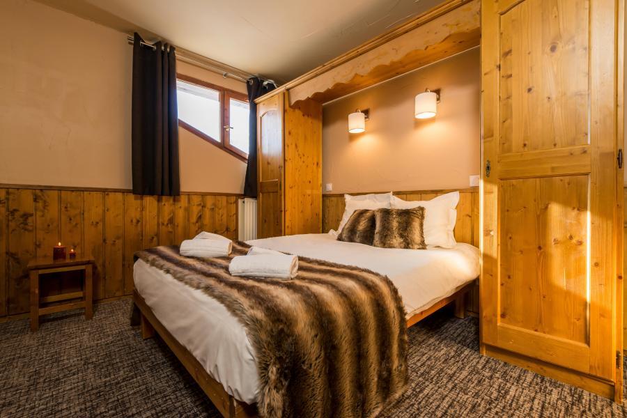 Wynajem na narty Chalet Val 2400 - Val Thorens - Pokój