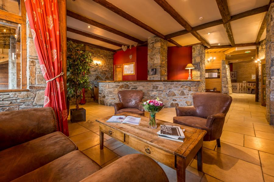 Location au ski Chalet Val 2400 - Val Thorens - Relaxation