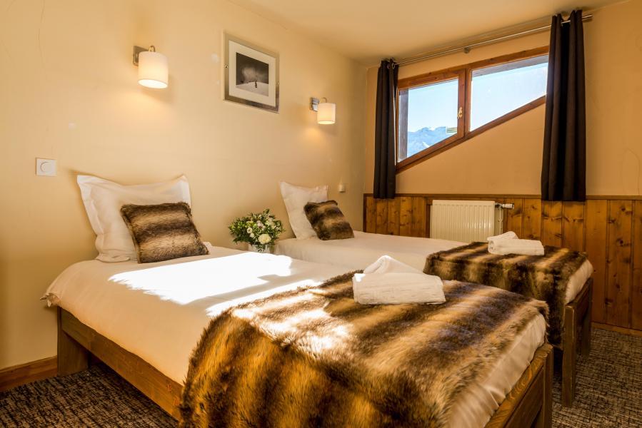 Skiverleih Chalet Val 2400 - Val Thorens - Schlafzimmer