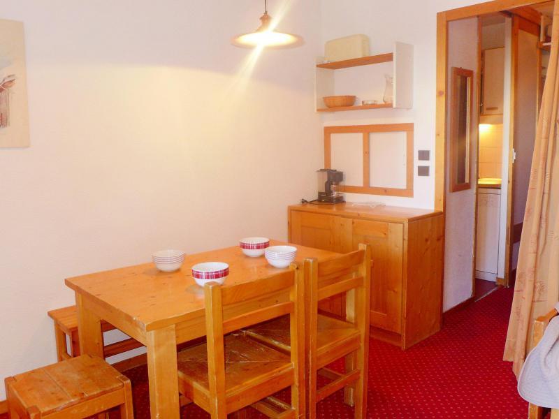 Location au ski Appartement 2 pièces 4 personnes (1) - Eskival - Val Thorens - Appartement