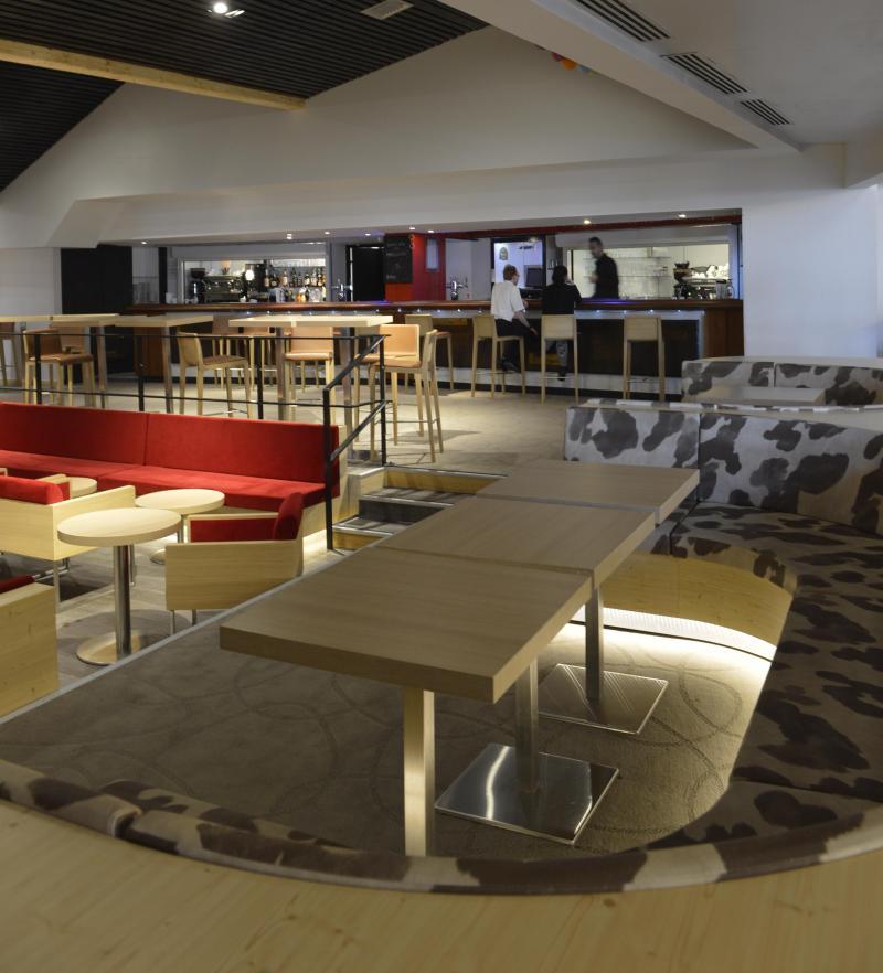 Location au ski Hôtel Club MMV les Arolles - Val Thorens - Intérieur