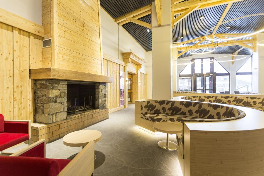 Location au ski Hôtel Club MMV les Arolles - Val Thorens - Réception