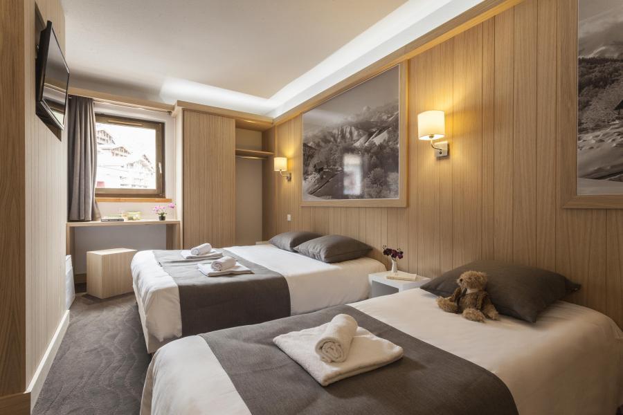 Location au ski Hôtel Club MMV les Arolles - Val Thorens - Chambre