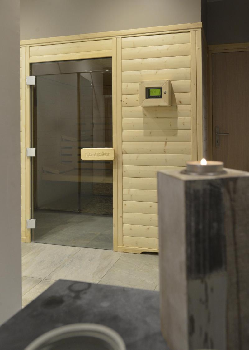 Location au ski Hôtel Club MMV les Arolles - Val Thorens - Sauna