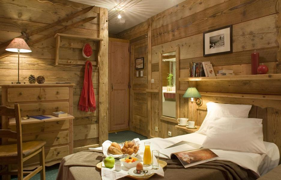 Location chambre double twin 2 personnes cocoon val thorens ski planet - Hotel chambre 3 personnes ...