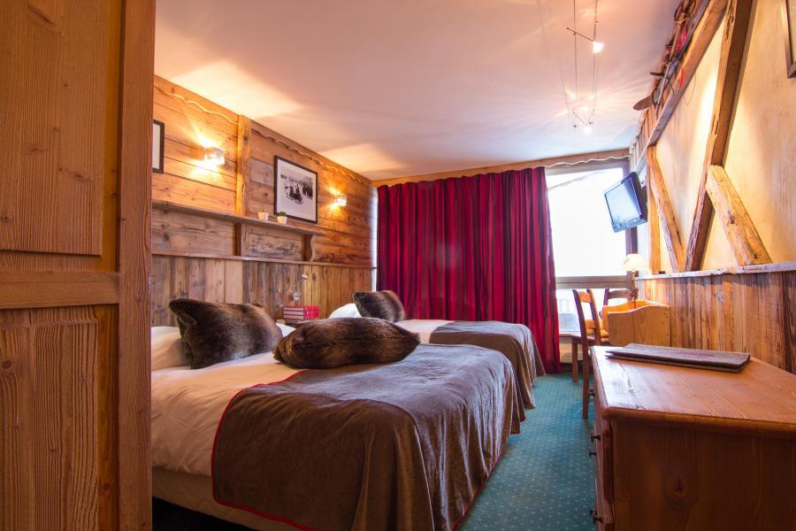 Location au ski Chambre Double/Twin (2 personnes) (Cocoon) - Hôtel des 3 Vallées - Val Thorens - Lit double