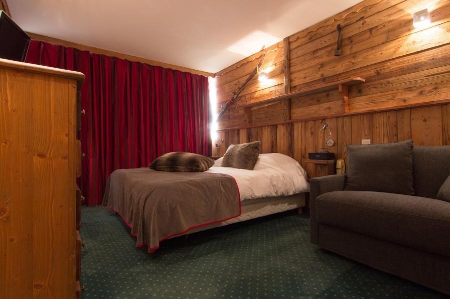 Location au ski Chambre familiale (4 personnes) - Hôtel des 3 Vallées - Val Thorens - Lit double