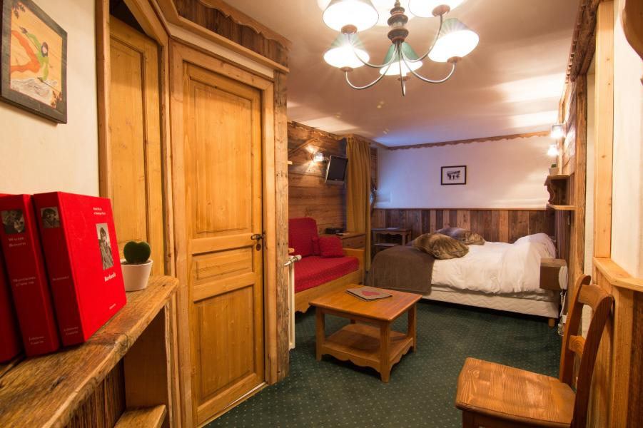 Location au ski Chambre familiale (4 personnes) - Hôtel des 3 Vallées - Val Thorens - Séjour