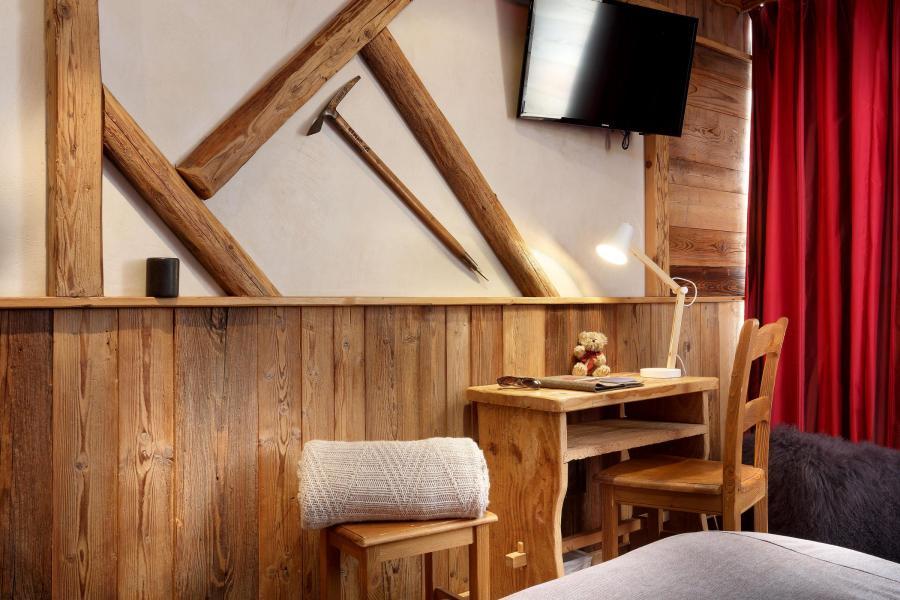 Location au ski Suite 208 (2 personnes) - Hôtel des 3 Vallées - Val Thorens - Bureau