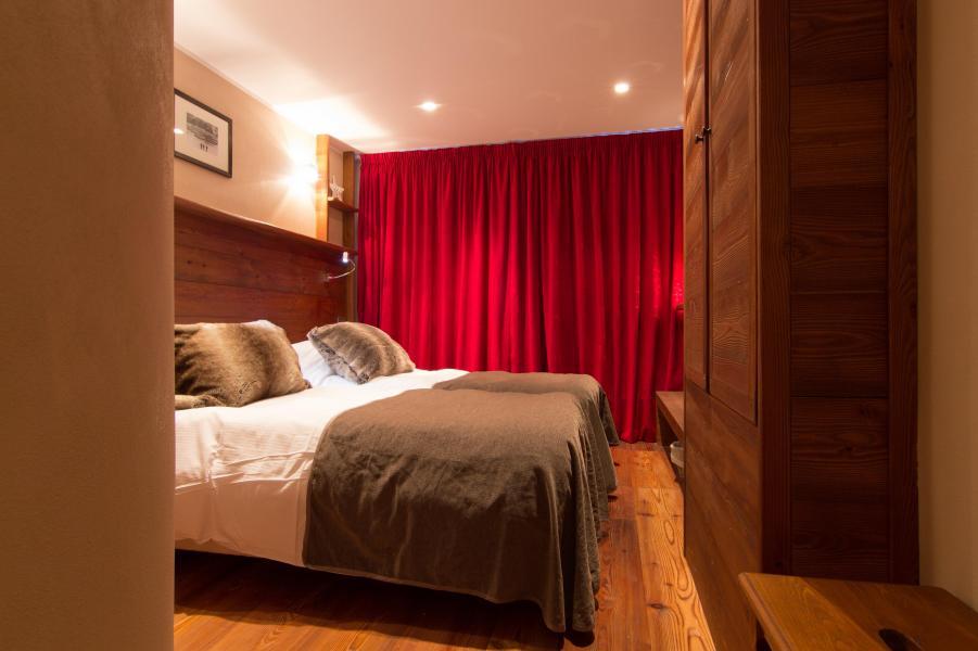 Location au ski Suite 302 (2 personnes) - Hôtel des 3 Vallées - Val Thorens - Chambre