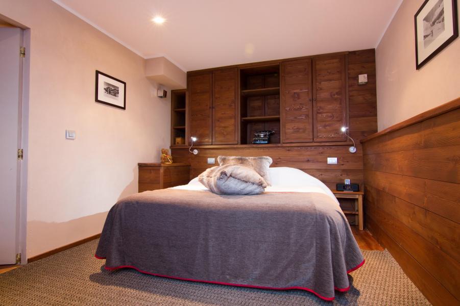 Location au ski Suite 302 (2 personnes) - Hôtel des 3 Vallées - Val Thorens - Lit double