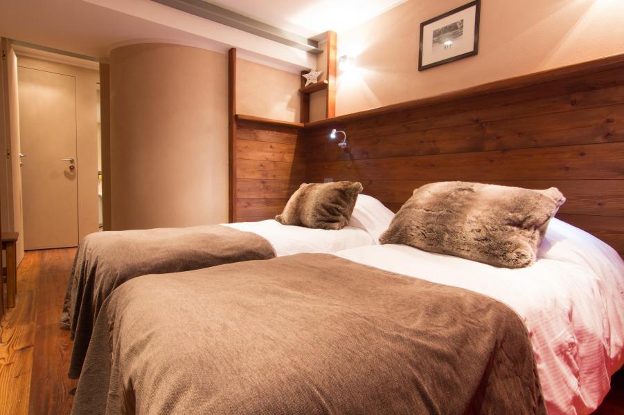 Location au ski Suite 302 (2 personnes) - Hôtel des 3 Vallées - Val Thorens - Lits twin
