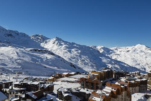 Location au ski Hôtel Koh I Nor - Val Thorens - Plan