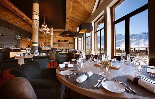Location au ski Hôtel Koh I Nor - Val Thorens - Intérieur