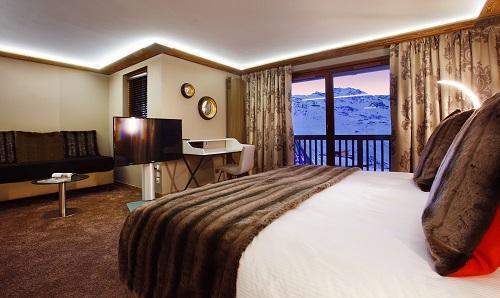 Location au ski Hôtel Koh I Nor - Val Thorens - Appareil à fondue