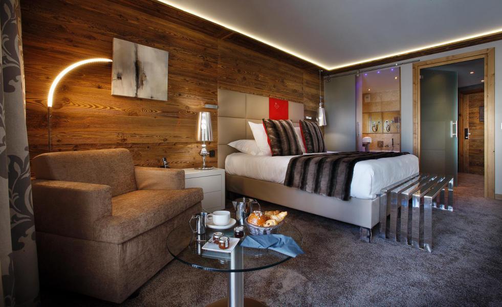 Location au ski Hôtel Koh I Nor - Val Thorens - Chambre