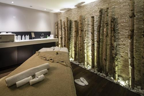 Location au ski Chambre Duo (Nord-Ouest) - Hôtel Koh I Nor - Val Thorens - Massage