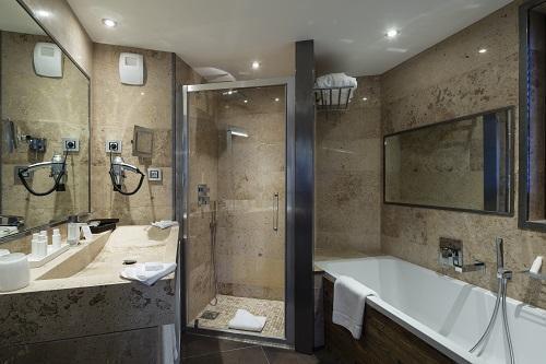 Location au ski Hôtel Koh I Nor - Val Thorens - Salle de bains