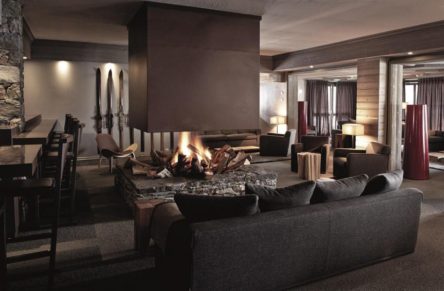 Location au ski Hôtel le Fitz Roy - Val Thorens - Intérieur