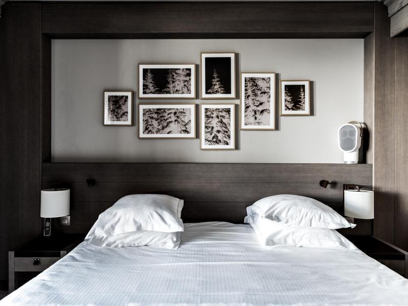 Location au ski Hôtel le Fitz Roy - Val Thorens - Chambre