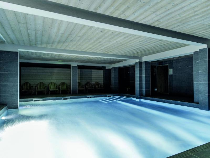 Location au ski Hôtel le Fitz Roy - Val Thorens - Piscine