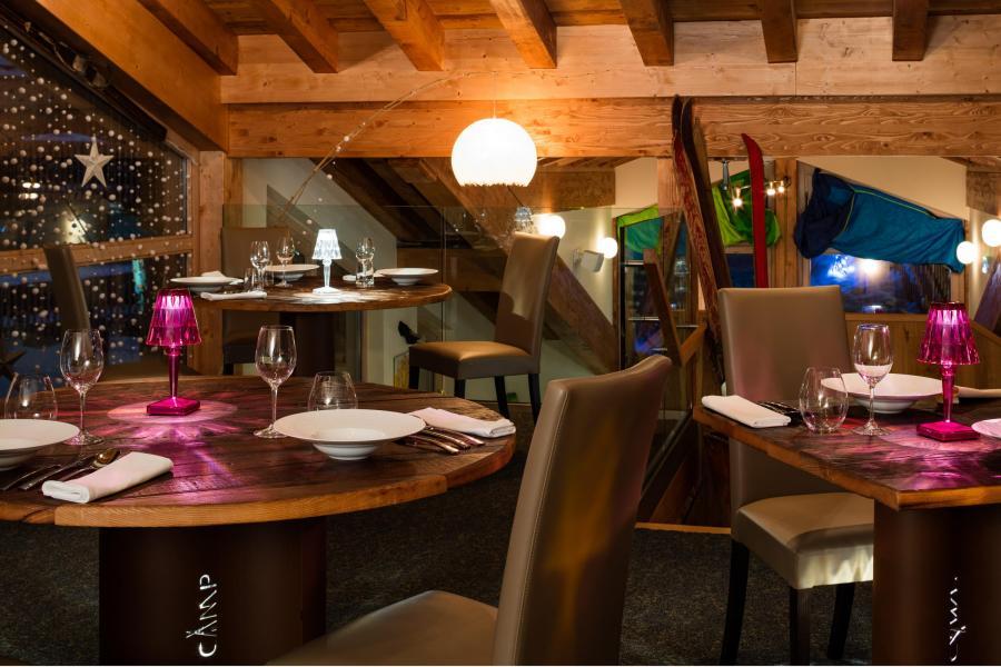 Location au ski Hôtel le Pashmina - Val Thorens - Intérieur