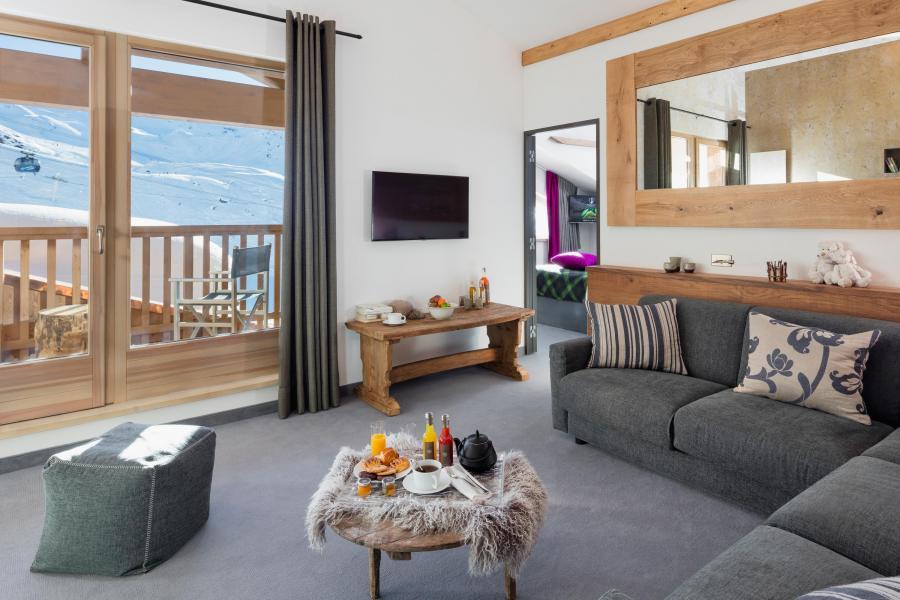 Location au ski Hôtel le Pashmina - Val Thorens - Canapé-lit