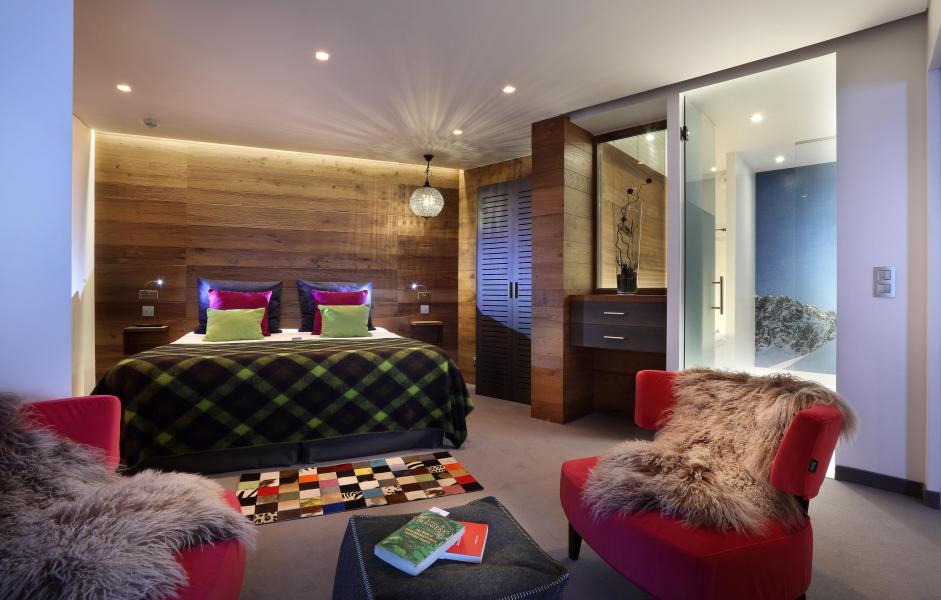 Location au ski Hôtel le Pashmina - Val Thorens - Lit double