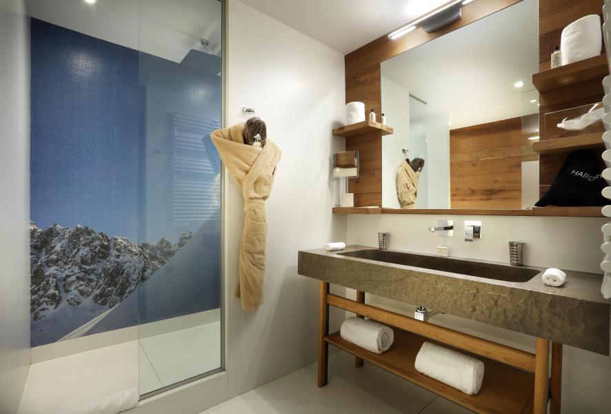 Location au ski Hôtel le Pashmina - Val Thorens - Salle de bains
