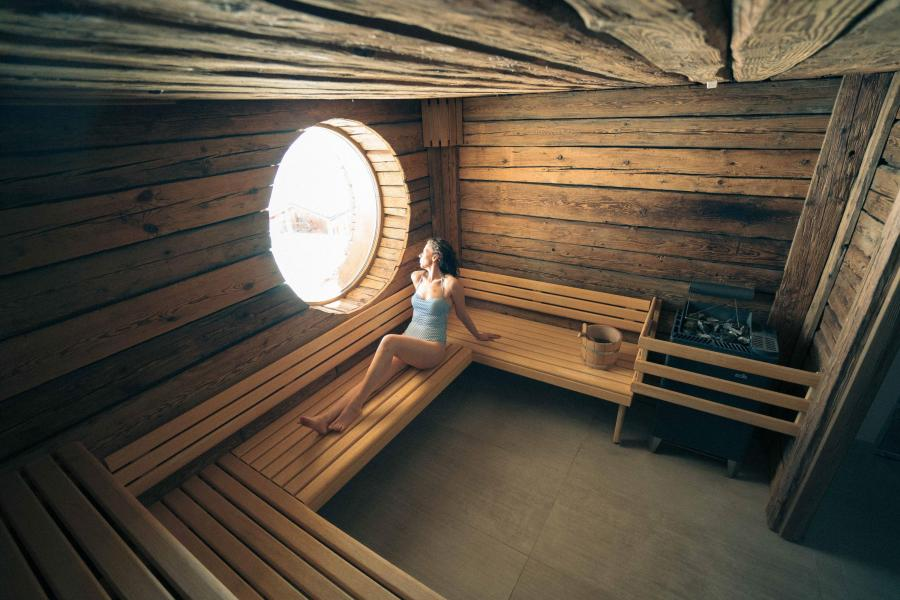 Location au ski Hôtel le Pashmina - Val Thorens - Sauna