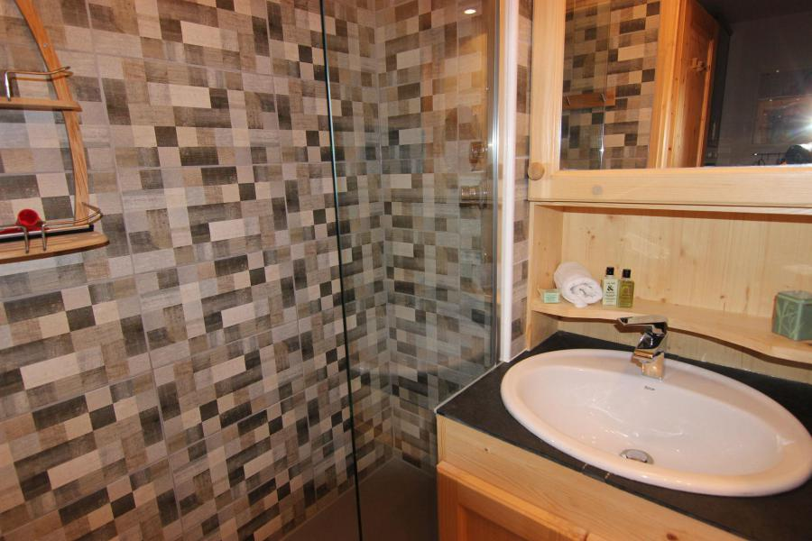 Location au ski Appartement 2 pièces 3 personnes (502) - La Résidence Altineige - Val Thorens - Couchage