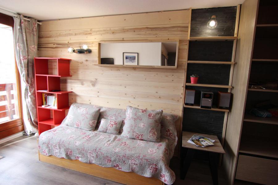 Location au ski Appartement 2 pièces 4 personnes (609) - La Résidence Altineige - Val Thorens - Banquette-lit
