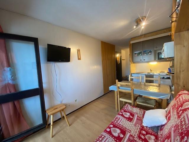 Аренда на лыжном курорте Квартира студия кабина для 3 чел. (414) - La Résidence l'Arcelle - Val Thorens