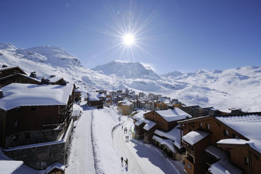Аренда на лыжном курорте La Résidence l'Arcelle - Val Thorens