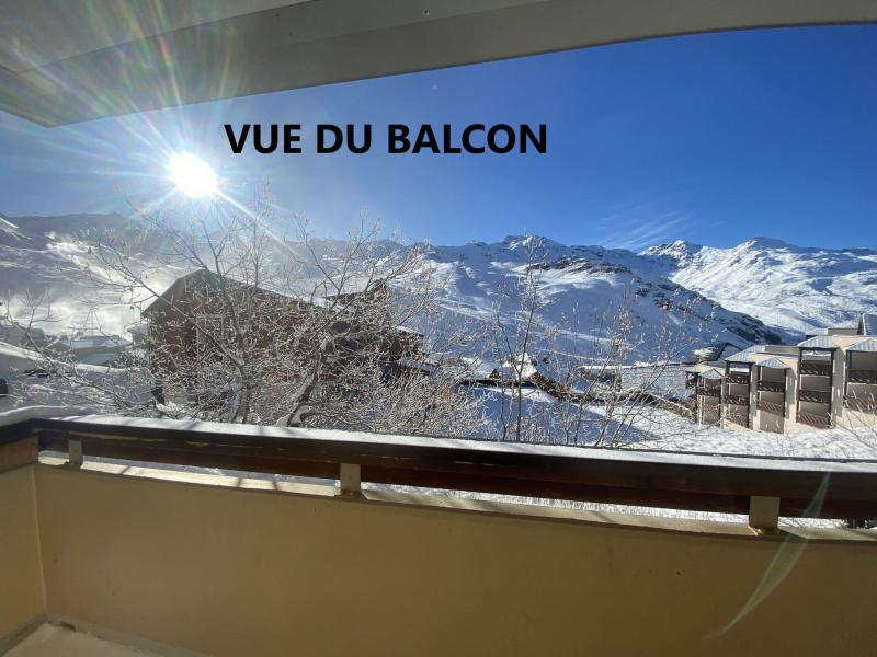 Appartement Val Thorens  Personnes